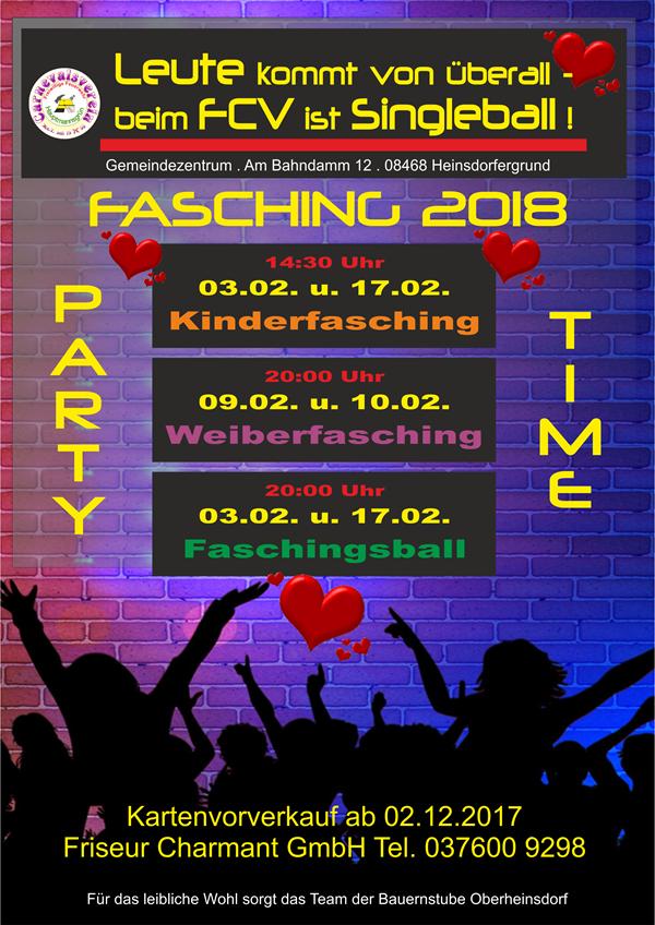 Fasching 2018