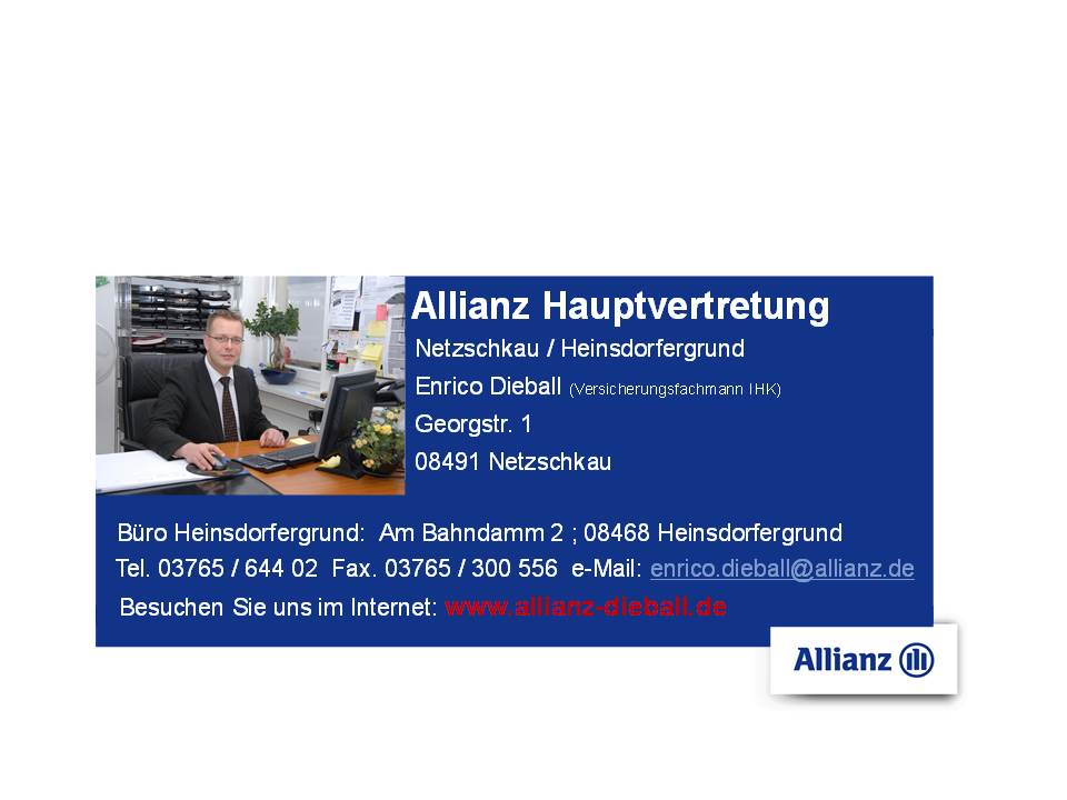 Enrico Dieball Allianz-Versicherungen